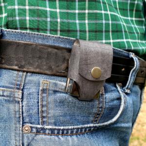 Belt Grey 1
